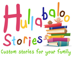 Hullabaloo Stories - Custom Board Books