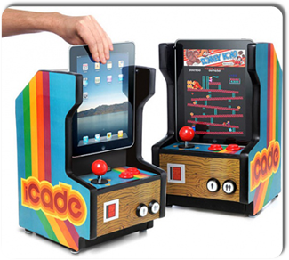iCade for the iPad
