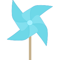 Windy Pinwheel | Family Friendly Adventures | Northern Nevada and the Sierras