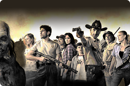 AMC's The Walking Dead Season 1 Cast